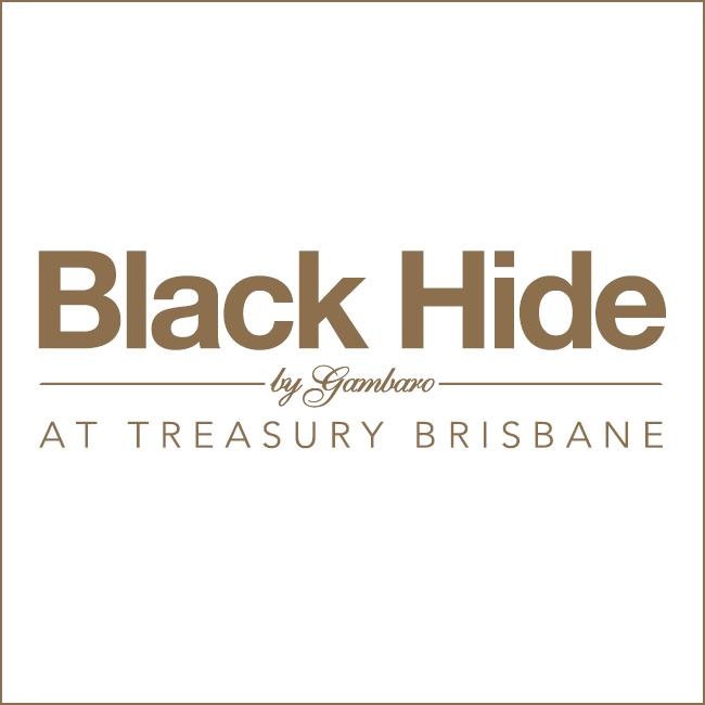 Black Hide by Gambaro at Treasury Brisbane