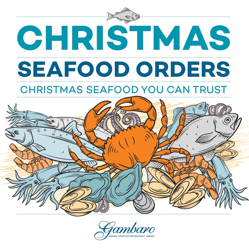 Fresh Seafood for Christmas Brisbane