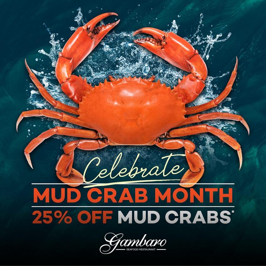 Mud Crab Gambaro