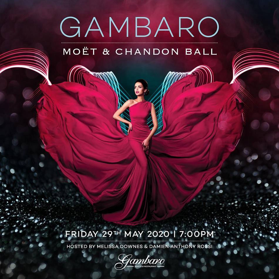 Gambaro Moet & Chandon Ball 2020