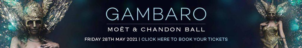 Gambaro Moet Chandon Ball